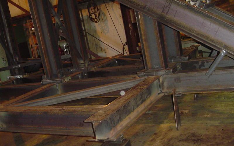 Falcon Foundry - Shipping Frame