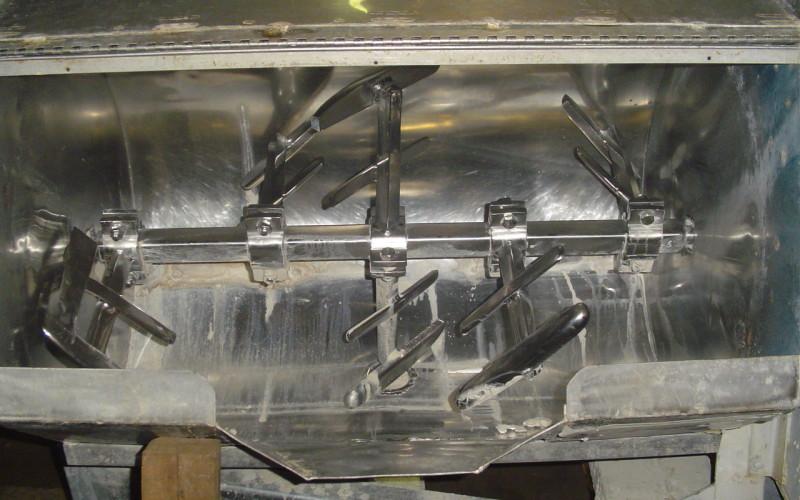 FireLine - Mortar Mixer