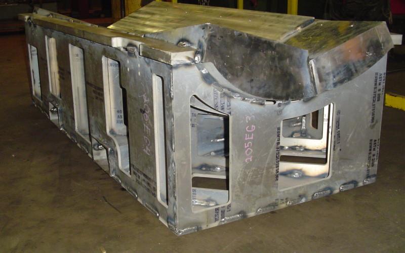 Prospect Mold - Aluminum Fixture Finished