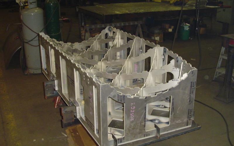 Prospect Mold - Aluminum Fixture Frame